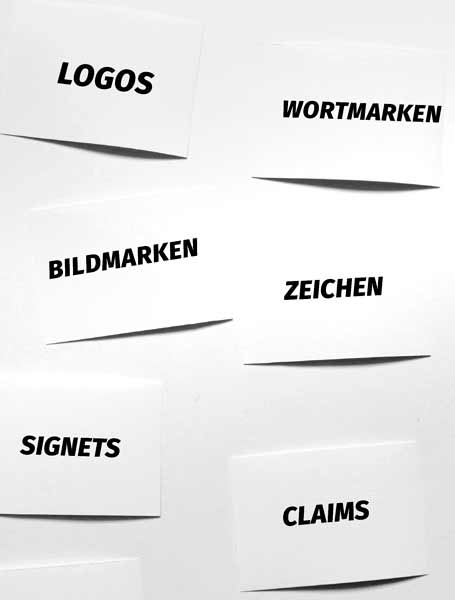Corporate Design Signetentwicklungen